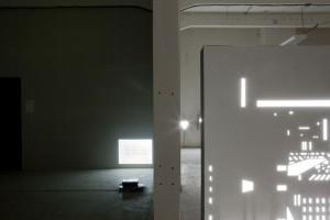 exhibition/private distance/prague /meetfactory/2009
