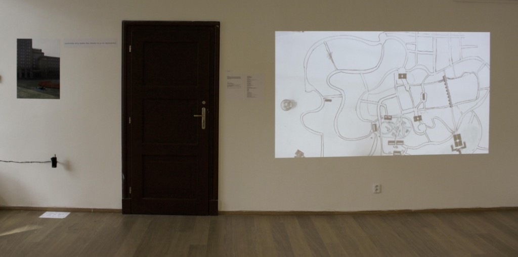 exhibition in gallery of critics prague 2009