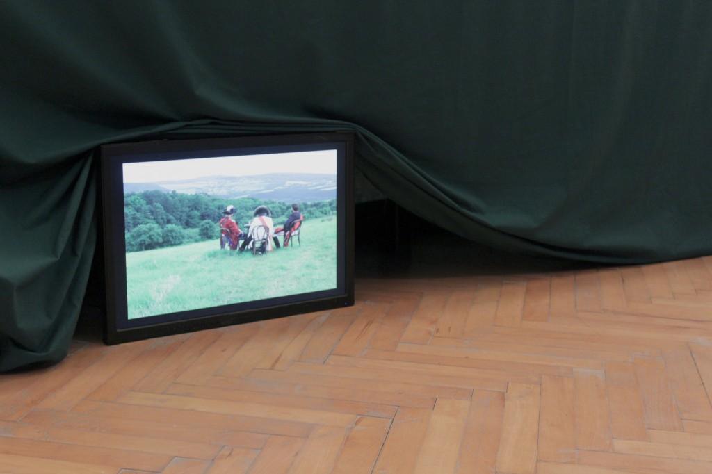 instalace - V polích