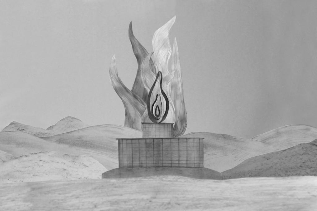 Jan Pfeiffer - Oheň začíná stále znovu